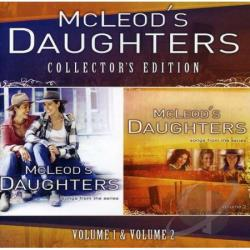 Mcleod's Daughters 1 & 2 CD Cover Art