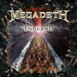 Megadeth - Endgame CD Cover Art