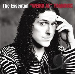 Yankovic, Weird Al - Essential Weird Al Yankovic CD Cover Art
