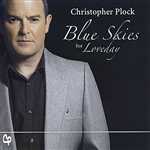 Christopher Plock - Blue Skies For Loveday DB Cover Art