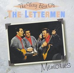 Lettermen - Memories: The Very Best of the Lettermen CD Cover Art