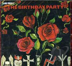 Birthday Party - Mutiny!/The Bad Seed CD Cover Art