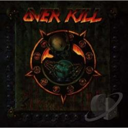 Overkill - Horrorscope CD Cover Art