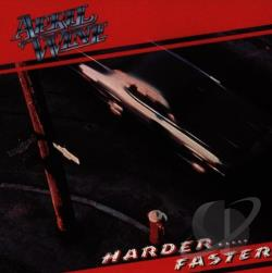 April Wine - Harder...Faster CD Cover Art