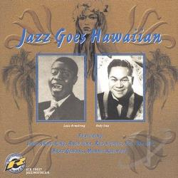 Armstrong, Louis - Jazz Goes Hawaiian CD Cover Art