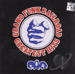 Grand Funk Railroad - Greatest Hits CD Cover Art
