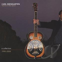 Weingarten, Carl - Hand in the Sand: A Collection 1990-2004 CD Cover Art