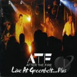 After The Fire - Live at Greenbelt CD Cover Art