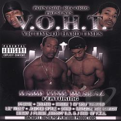 V.O.H.T. - Hard Time Realaz CD Cover Art
