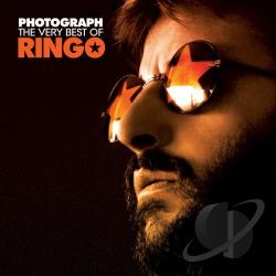 Starr, Ringo - Photograph: The Very Best of Ringo Starr  CD Cover Art