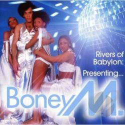 Boney M - Rivers of Babylon CD Cover Art