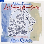 Palladian Ensemble - Les Saisons Amusantes CD Cover Art