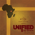 Quickstar Productions Presents : Unified By Grace East Coast Rock volume 2 DB Cover Art