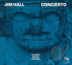 Hall, Jim - Concierto CD Cover Art