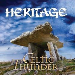 Celtic Thunder - Heritage CD Cover Art