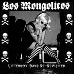 Los Mongolicos - Litterbox Days - EP DB Cover Art