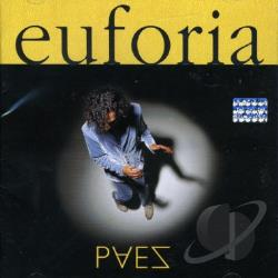 Paez, Fito - Euforia CD Cover Art