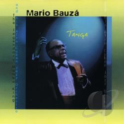 Bauza, Mario - Tanga Suite CD Cover Art
