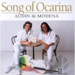 Audin, Jean Philippe - Song Of Ocarina CD Cover Art