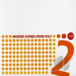 Modern Sounds from Italy, Vol. 2 CD Cover Art