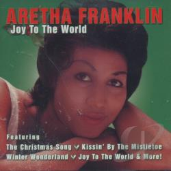 Aretha Franklin - Joy to the World CD Album