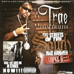 Trae / Various Artists - Streets of the South, Pt. 1 CD Cover Art