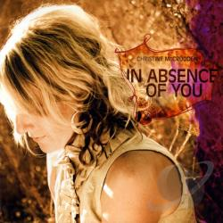 McCrudden, Christine - In Absence Of You CD Cover Art