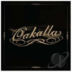 Oakalla - War CD Cover Art