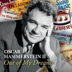 Oscar Hammerstein II: Out of My Dreams CD Cover Art