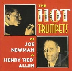 Newman, Joe - Hot Trumpets of Joe Newman & Henry Red Allen CD Cover Art