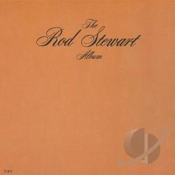 Stewart, Rod - Rod Stewart Album CD Cover Art