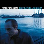 Johnston, Freedy - Blue Days Black Nights CD Cover Art