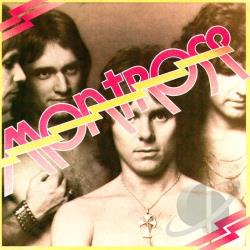 Montrose - Montrose CD Cover Art