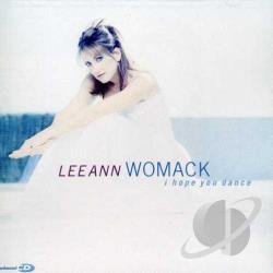 Womack, Lee Ann - I Hope You Dance CD Cover Art