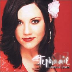 Stephanie - Urbina Jones CD Cover Art
