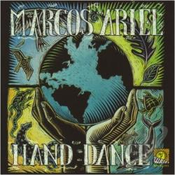 Ariel, Marcos - Hand Dance CD Cover Art