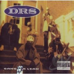 Drs / MC D.R.S. - Gangsta Lean CD Cover Art