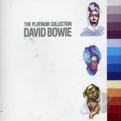 Bowie, David - Platinum Collection CD Cover Art