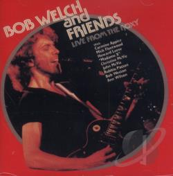 Welch, Bob - Live from the Roxy CD Cover Art