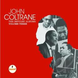 Coltrane, John - Impulse! Albums, Vol. 3 CD Cover Art