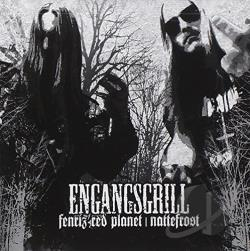Fenriz Red Planet / Nattefrost - Engangsgrill CD Cover Art