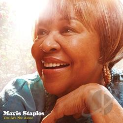 Staples, Mavis - You Are Not Alone CD Cover Art