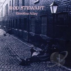 Stewart, Rod - Gasoline Alley CD Cover Art