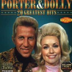 Wagoner, Porter - 20 Greatest Hits CD Cover Art