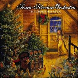 Trans-Siberian Orchestra - Christmas Attic CD Cover Art