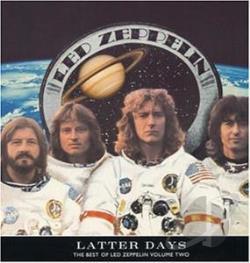 Latter Days The Best Of Led Zeppelin Volume 2 Vinyl Lp