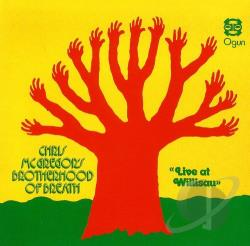 Chris McGregor & the Brotherhood of Breath - Live at Willisau CD Cover Art