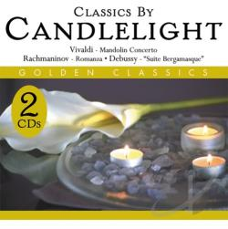 Classics By Candlelight CD Cover Art