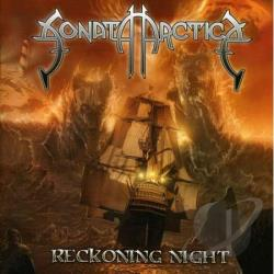 Sonata Arctica - Reckoning Night CD Cover Art