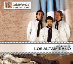 Altamirano Los - Nuestra Tierra CD Cover Art